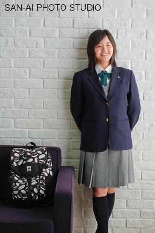 入学記念 高校進学