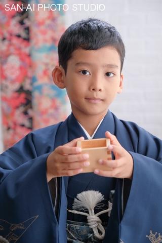 七五三記念 羽織袴レンタル