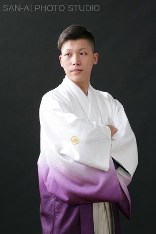 成人記念 袴レンタル