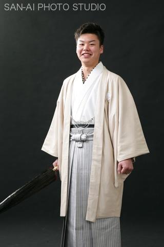 成人記念 羽織袴レンタル