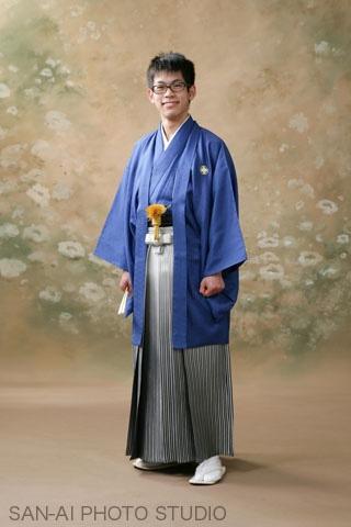 成人記念 男性羽織袴レンタル