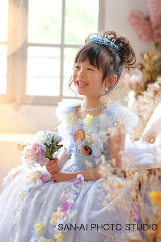 七五三記念 子どもドレス