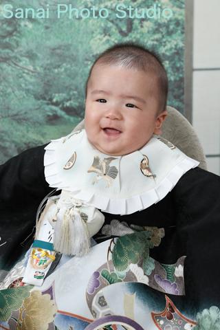 宮参り記念 百日記念 ベビーフォト
