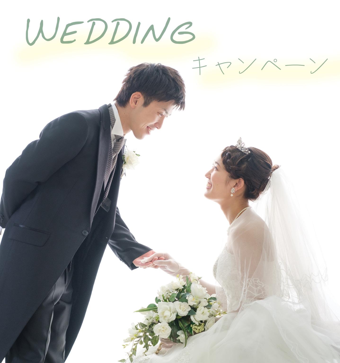 ウエディング 婚礼 キャンペーン WD
